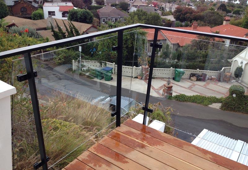 Iron Stair Railings Gates Fencing Amp Doors Orange
