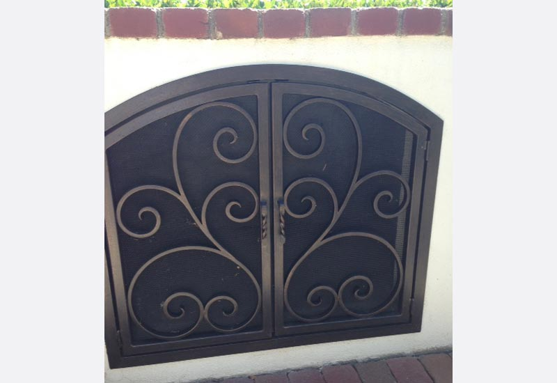 Angels Ornamental Iron Gallery Orange County CA Custom Ornamental Wrough