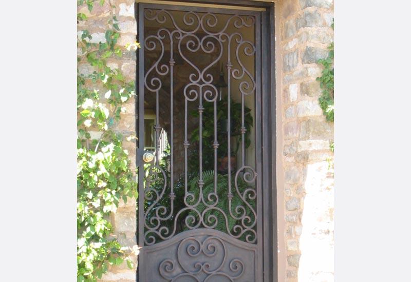 Angels Ornamental Iron Gallery   Orange County, CA | Ornamental Wrought Iron  Doors