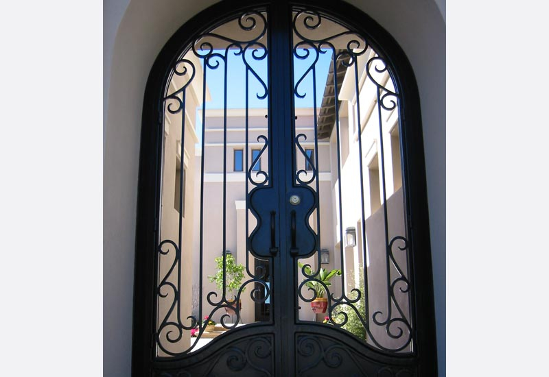 100 custom wrought iron doors 32 best wrought iron doors im