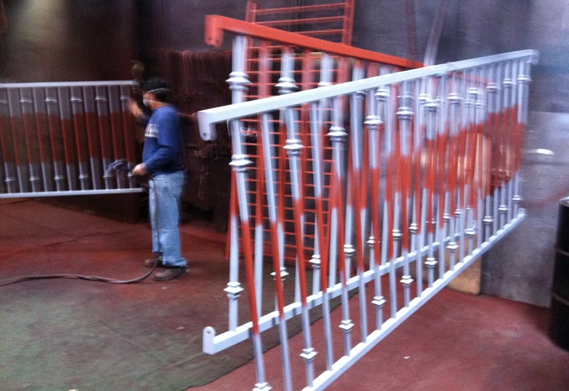 OC Iron Fencing Services