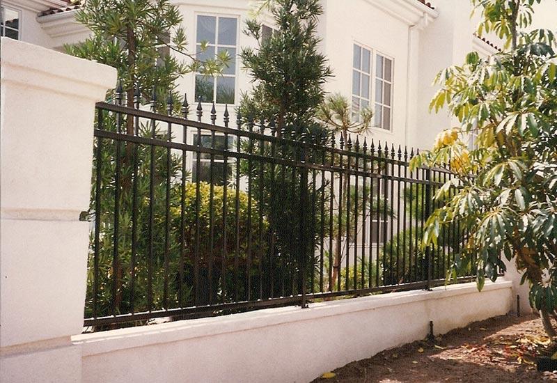 ornamental wrought iron fences angels ornamental iron galler