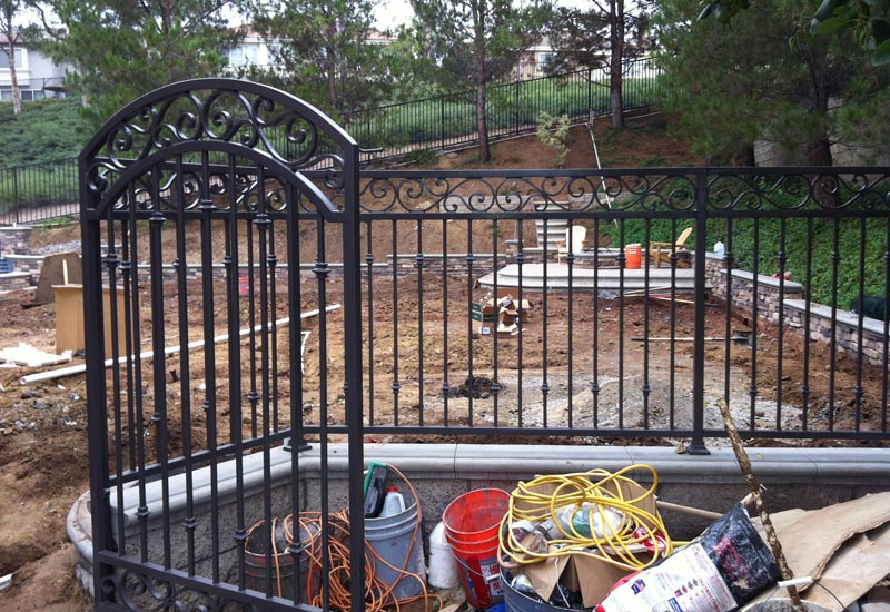 Orange County Ca Wrought Iron Iron Property Security