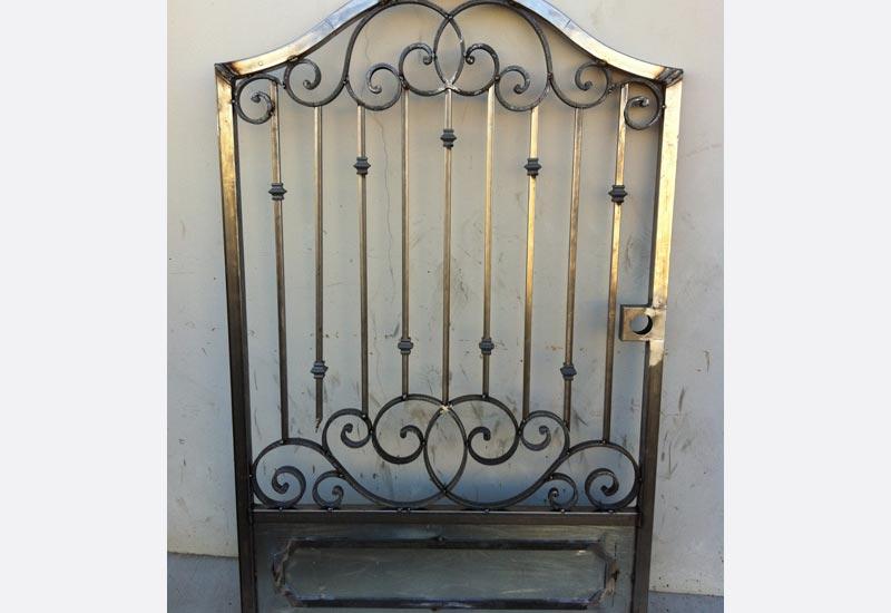 Ornamental Wrought Iron Gates Angels Gallery Orange County Ca