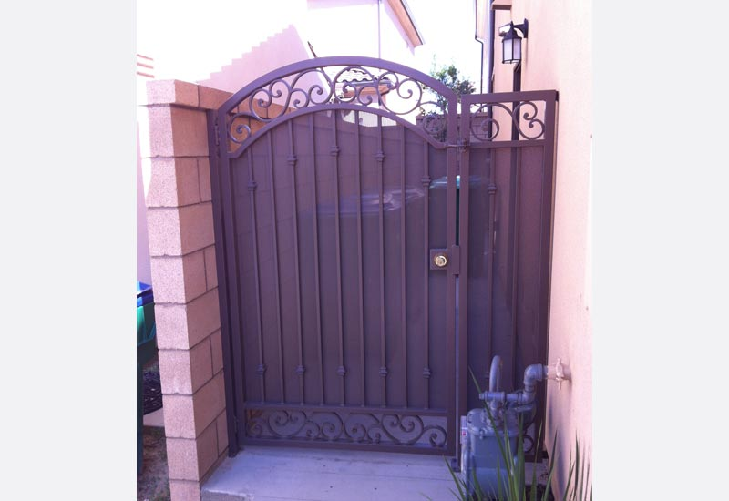 Ornamental Wrought Iron Gates Angels Ornamental Iron
