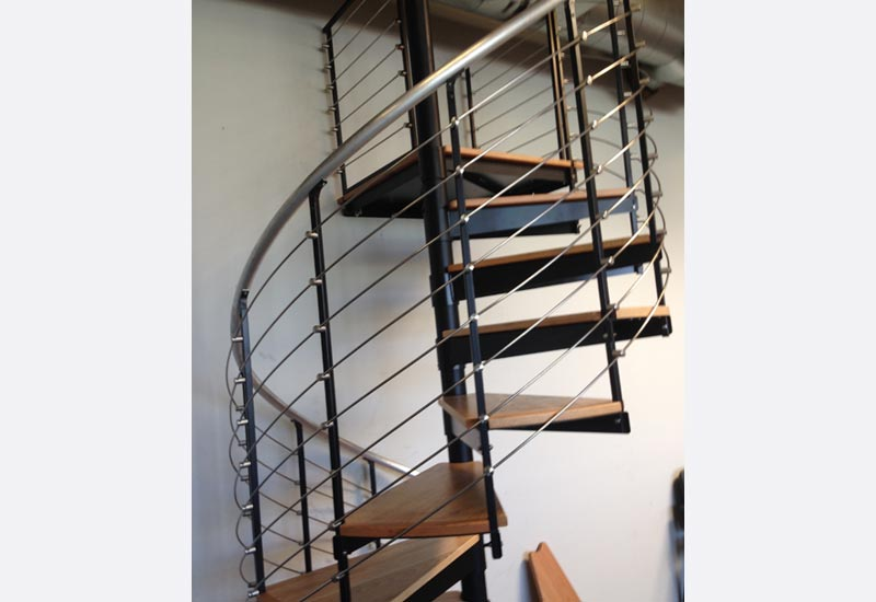 Delicieux Spiral Staircase Gallery. Angels Ornamental Iron Built A Custom ...