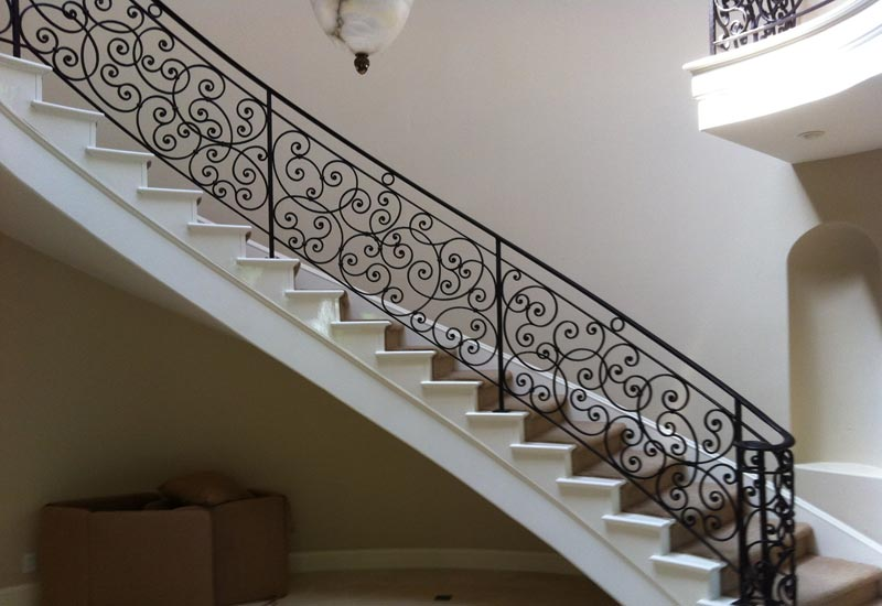 Residential Stair Fabrication