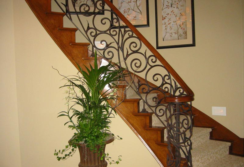 House Stair Rails Design