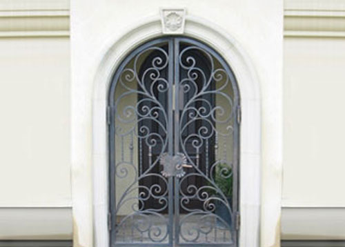 Ornamental Iron Entry Doors Orange County Ca Custom